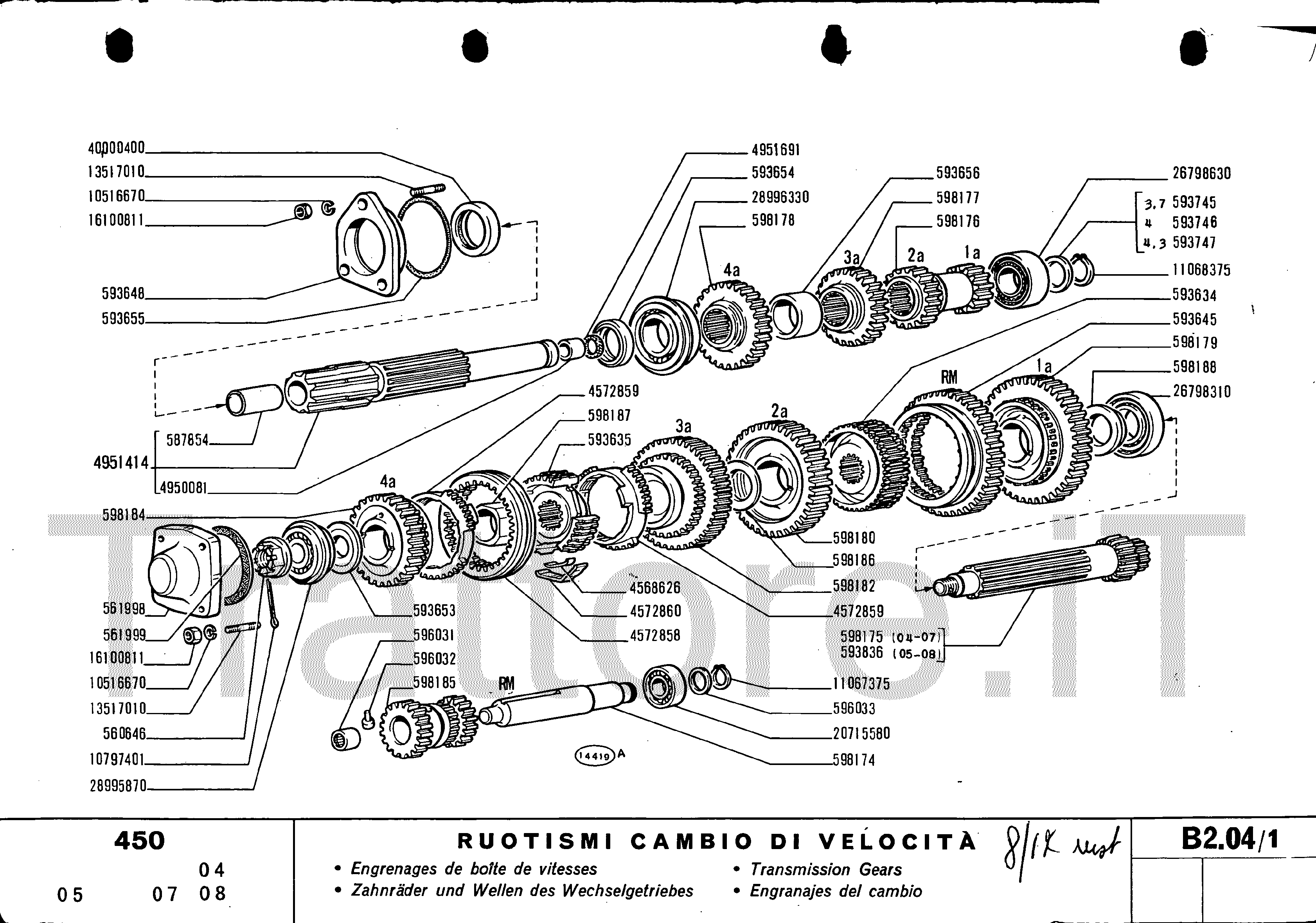 fiat 500 wiring diagram 2011